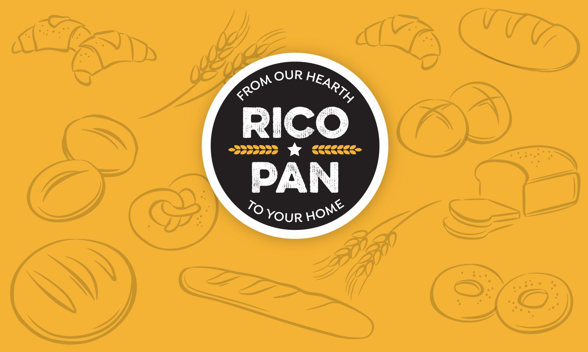 Welcome y Bienvenidos a Rico Pan